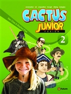 Cactus Junior 2: Fusion With Workbook +CD