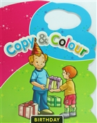 Copy and Colour : Birthday