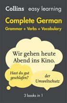 Easy Learning Complete German