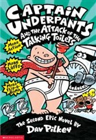 Captain Underpants - Wicked Wedgie Woman