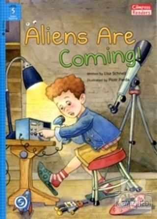 Aliens are Coming! +Downloadable Audio (Compass Readers 5) A2
