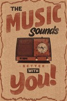The Music Poster