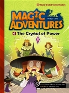 Magic Adventures - 6 : The Crystal of Power -  Level 2