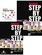 English Step By Step Student's Book Set (2 Kitap)