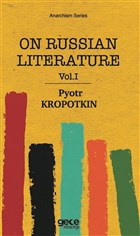 On Russian Literature Vol 1