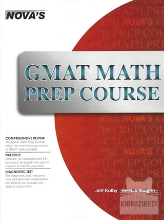 Nova's GMAT Math Prep Course