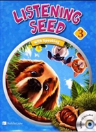 Listening Seed 3 with Workbook + 2 CDs