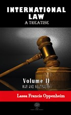 International Law - A Treatise - Volume 2