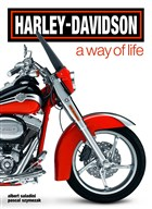Harley Davidson: A Way Of Life Red F